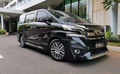 Jual mobil Toyota Vellfire G Limited 2017 bekas, DKI Jakarta