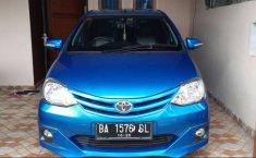 Mobil Toyota Etios Valco 2013 G terbaik di Sumatra Barat