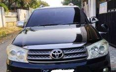 Toyota Fortuner 2010 Lampung dijual dengan harga termurah