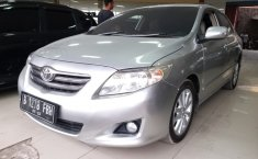 Jual mobil Toyota Corolla Altis G 2010 harga murah di Jawa Barat