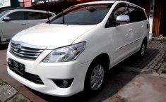 Jual cepat Toyota Kijang Innova 2.5 G 2013 bekas di Sumatra Utara