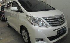 Jual mobil bekas Toyota Alphard G 2012 dengan harga murah di DIY Yogyakarta