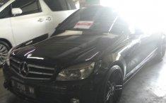 Jual mobil Mercedes-Benz C-Class C 280 2009 harga murah di DKI Jakarta
