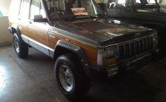 Jual mobil bekas murah Jeep Cherokee Limited 1997 di DKI Jakarta