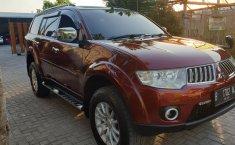 Jual mobil Mitsubishi Pajero Sport Exceed 2010 murah di DIY Yogyakarta