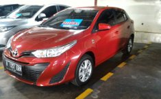 Jual mobil Toyota Yaris E 2018 terbaik di DKI Jakarta