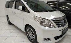 Mobil Toyota Alphard G 2012 dijual, DIY Yogyakarta