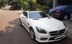 Jual mobil bekas murah Mercedes-Benz SLK SLK 250 2012 di DKI Jakarta