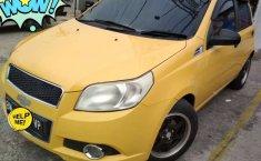 Jual Chevrolet Aveo LS 2009 harga murah di Riau