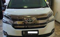 Jual cepat Toyota Vellfire G 2016 di Jawa Barat