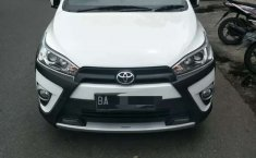 Jual mobil Toyota Yaris Heykers 2018 bekas, Sumatra Barat