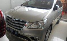 Jual mobil Toyota Kijang Innova 2.0 G 2013 bekas di DIY Yogyakarta