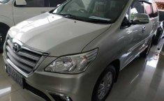 Jual mobil Toyota Kijang Innova 2.0 G 2013 murah di DI Yogyakarta