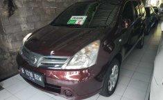 Jual mobil Nissan Grand Livina SV 2012 bekas di DIY Yogyakarta