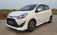 Jual mobil Toyota Agya 1.2 TRD Sportivo AT 2018 bekas, Jawa Barat