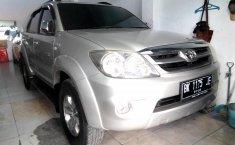 Sumatra Utara, Jual Toyota Fortuner 2.7 G 2006 terbaik