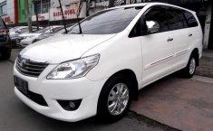 Jual mobil Toyota Kijang Innova 2.5 G 2013 dengan harga terjangkau di Sumatra Utara