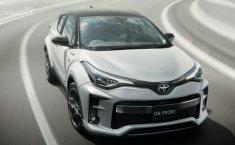 Review Toyota C-HR GR Sport 2019: Tak Hanya Terlihat Makin Sporty