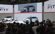 Tokyo Motor Show 2019: Dari Tokyo, Honda Kenalkan Honda Jazz Generasi Terbaru