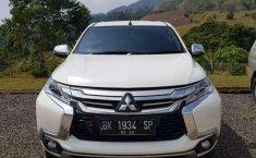 Jual Mitsubishi Pajero Sport GLX 2017 harga murah di Sumatra Utara