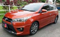 Mobil Toyota Yaris 2014 S terbaik di Sumatra Barat