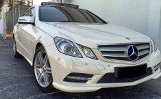 Jual Mercedes-Benz E-Class E250 2012 harga murah di DKI Jakarta