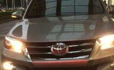 Jual Toyota Fortuner SRZ 2016 harga murah di DKI Jakarta
