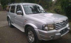 Banten, jual mobil Ford Everest XLT 2004 dengan harga terjangkau