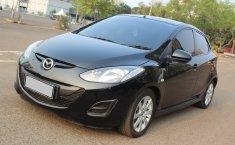 Dijual cepat mobil Mazda 2 V AT 2012 bekas di DKI Jakarta