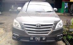 Dijual mobil bekas Toyota Kijang Innova 2.5 G Plus 2013, Sumatra Utara