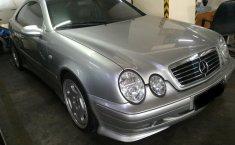 Jual mobil bekas Mercedes-Benz CLK 230 K 1998 dengan harga murah di DKI Jakarta