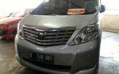 Jual mobil Toyota Alphard G 2011 terawat di DKI Jakarta