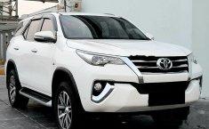 Jual mobil bekas murah Toyota Fortuner SRZ 2017 di DKI Jakarta