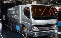 Tokyo Motor Show 2019: Mitsubishi Fuso Hadirkan Vision F-Cell, Truk Berteknologi Fuel Cell Yang Ramah Lingkungan