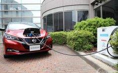 Begini Cara Electric Vehicle Nissan Membantu Masyarakat Bangkit Pasca Bencana