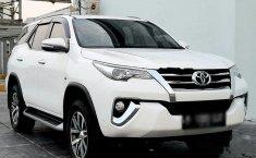 Mobil Toyota Fortuner 2017 SRZ terbaik di DKI Jakarta