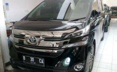 Mobil Toyota Vellfire 2016 G dijual, Jawa Timur