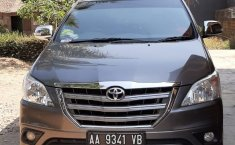 Jual mobil Toyota Kijang Innova G 2.0 2014 murah di DIY Yogyakarta
