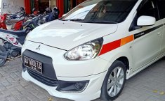 Jual mobil Mitsubishi Mirage Sport 2015 murah di DIY Yogyakarta