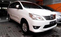Jual mobil Toyota Kijang Innova 2.5 G 2012 bekas di Sumatra Utara