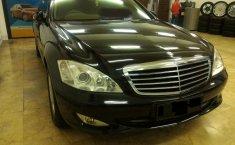 Jual mobil Mercedes-Benz S-Class S 500 2009 harga murah di DKI Jakarta