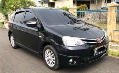 Mobil Toyota Etios Valco 2016 G terbaik di Sumatra Selatan