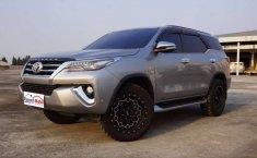 Mobil Toyota Fortuner 2016 SRZ terbaik di DKI Jakarta