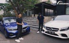 Cintamobil TV: Selisih Rp 6 Jutaan, Pilih Mercedes Benz C300 AMG Line atau BMW 330i M Sport?
