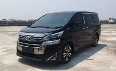 Jual mobil bekas murah Toyota Vellfire G 2018 di DKI Jakarta