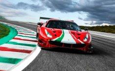 Tatap Musim Balap 2020, Ferrari Perkenalkan 488 GT3 Evo
