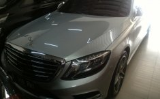 Jual mobil Mercedes-Benz S-Class S 500 2014 bekas di DKI Jakarta