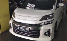 Jual mobil bekas Toyota Vellfire G 2013, DKI Jakarta
