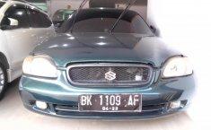 Jual mobil bekas Suzuki Baleno 2001 dengan harga murah di Sumatra Utara