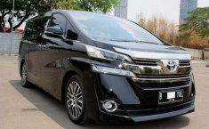 Jual mobil Toyota Vellfire G 2017 bekas, DKI Jakarta